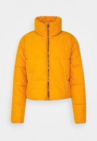 PUFFER - Winterjacke - golden yellow