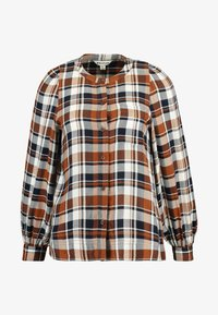 Whistles - CHECK PUFF SLEEVE SHIRT - Blouse - multi - 3