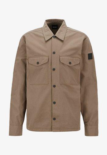 LOVEL - Shirt - khaki