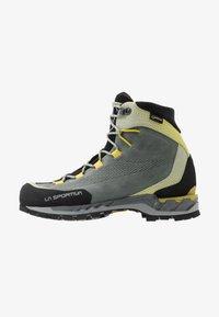La Sportiva - TRANGO TECH WOMAN GTX - Hiking shoes - clay/celery - 0