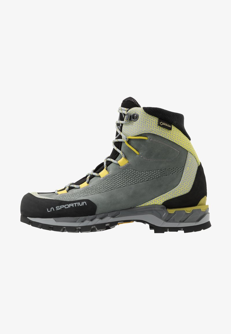 La Sportiva - TRANGO TECH WOMAN GTX - Hiking shoes - clay/celery