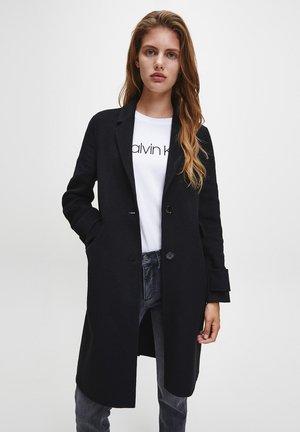 Short coat - ck black