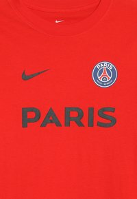 Nike Performance - PARIS ST. GERMAIN TEE CORE MATCH - Club wear - challenge red - 3