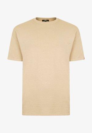 RAIN GARMENT - Basic T-shirt - stone