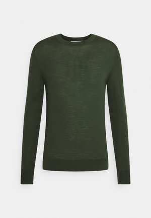FLEMMING CREW NECK - Trui - kambu green