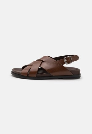 CHANDLER - Sandals - brown