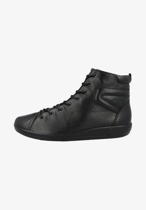 SCHUHE - Volnočasové šněrovací boty - black with black sole (206523-56723)