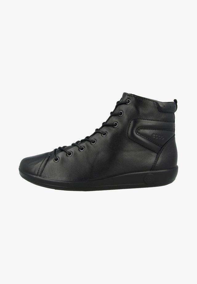 SCHUHE - Sportieve veterschoenen - black with black sole (206523-56723)