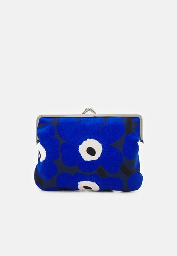 PUOLIKAS KUKKARO MINI UNIKKO PURSE - Wallet - dark blue/blue/off white