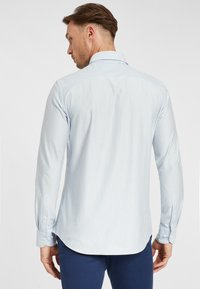 PROFUOMO - JAPANESE KNITTED - Shirt - blue - 2
