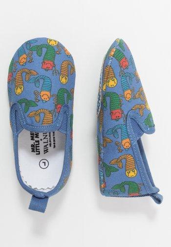 MINI CHARLIE - First shoes - deep blue sea