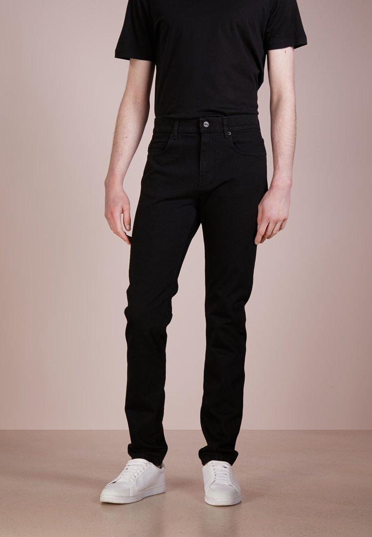 McQ Alexander McQueen - STRUMMER  - Jeans Skinny Fit - darkest black