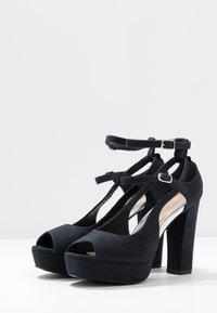 Anna Field - High heeled sandals - dark blue - 4