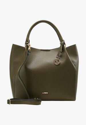 SHOPPER EMBER SHOPPER - Handbag - khaki