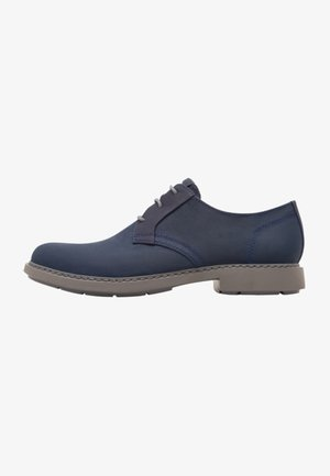 NEUMANN - Casual lace-ups - blue