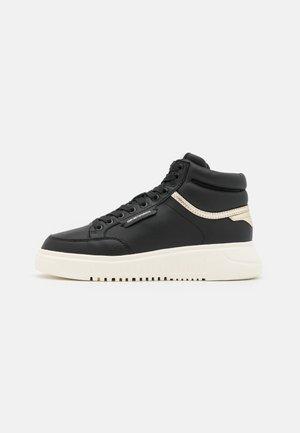 ICON - Sneakersy wysokie - black