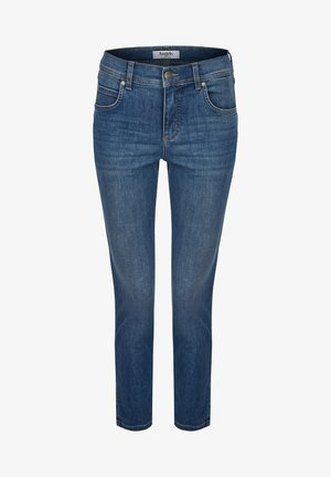 ORNELLA - Slim fit jeans - blau