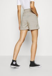 4th & Reckless - REMI  - Shorts - light grey - 4