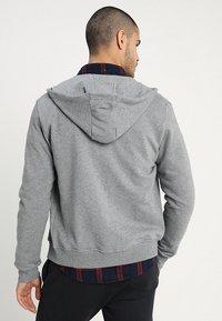 Lyle & Scott - Zip-up hoodie - mid grey marl - 2