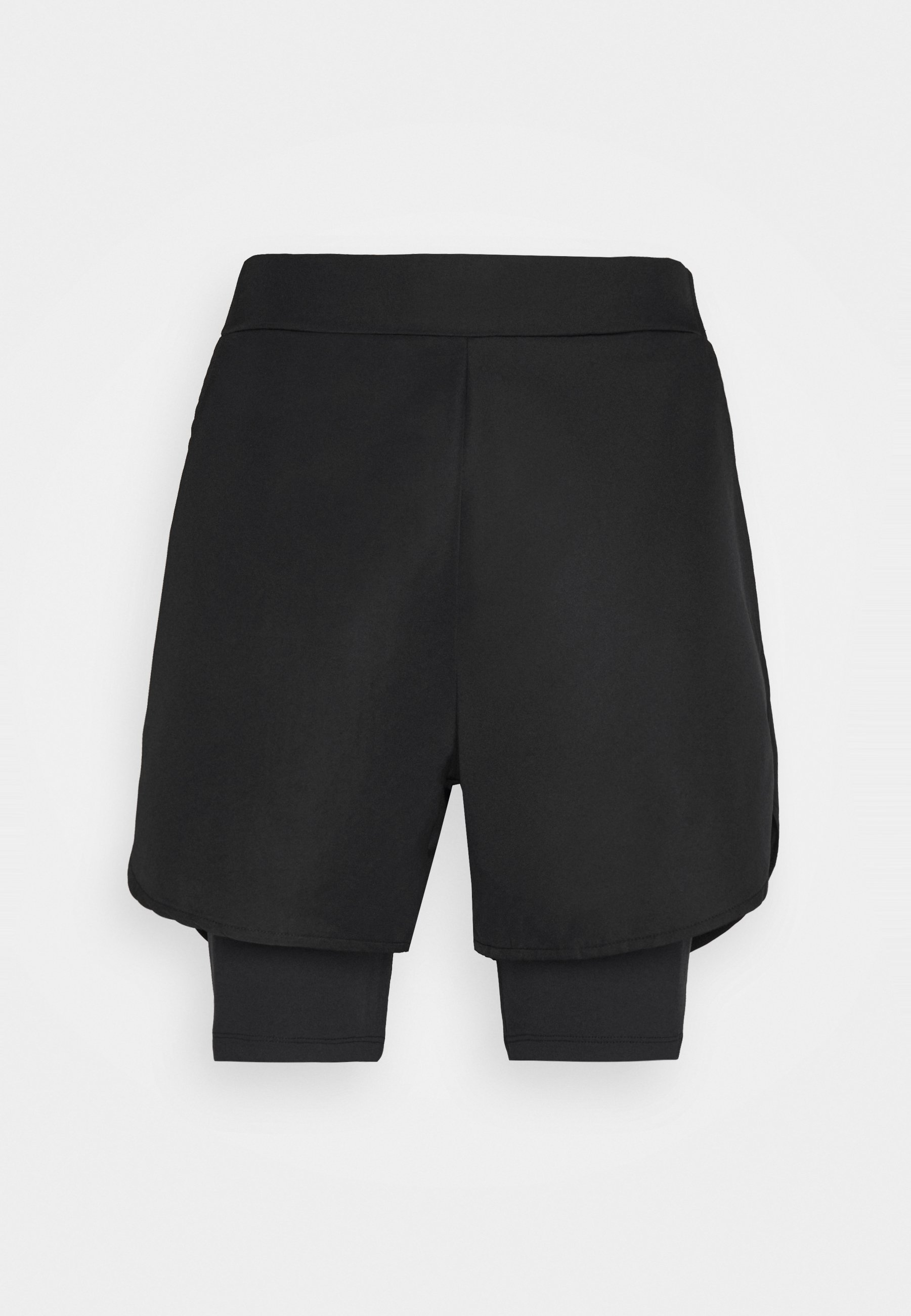Men DOUBLE LAYER TRAINING SHORTS - Sports shorts