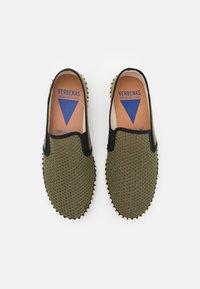 VERBENAS - TOM TABARCA - Loafers - paris/kaki - 3