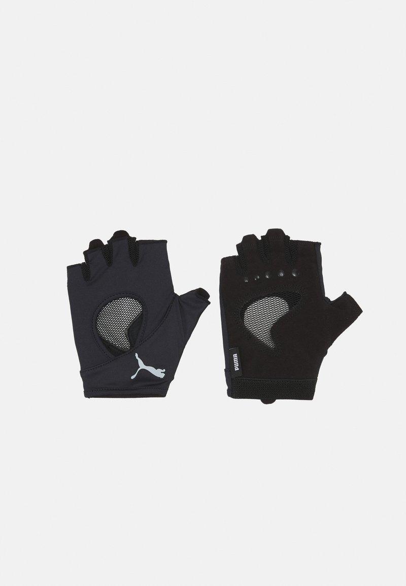 Puma - GYM GLOVES - Mitenki - black/gray violet
