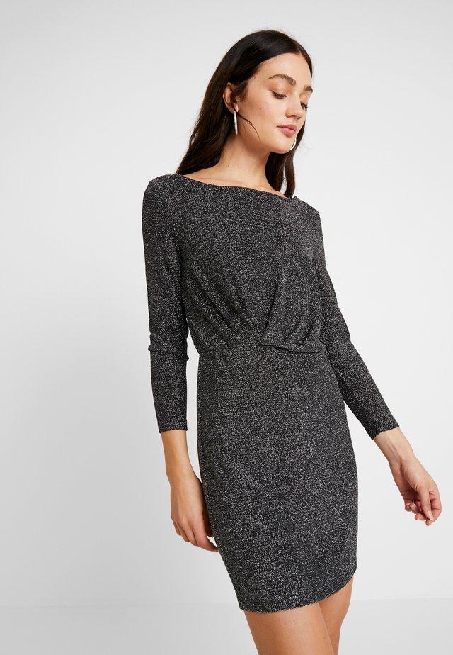 Sukienka letnia - black/silver