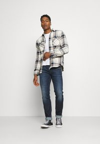 Replay - ANBASS AGED - Jeans slim fit - dark blue - 1