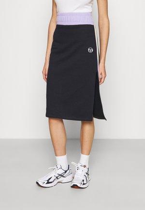 NEKA SKIRT - A-line skirt - dark blue