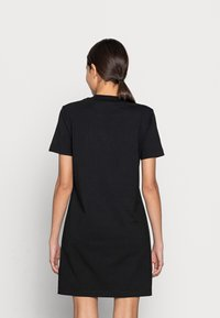 Calvin Klein Jeans - HERO LOGO DRESS - Jersey dress - black - 2