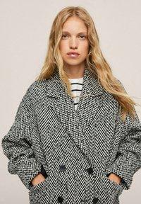 Mango - Short coat - grey - 5