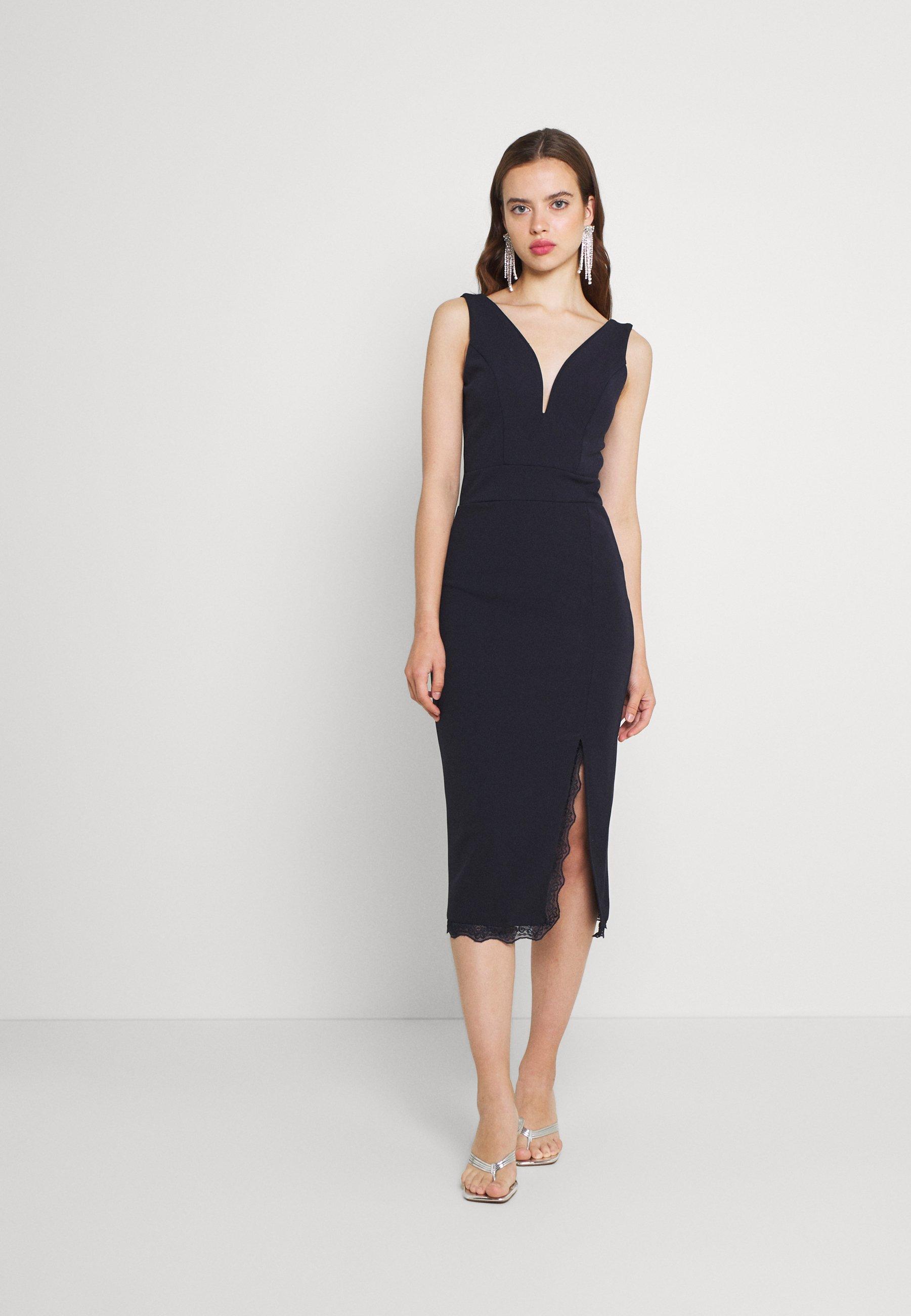 Women CHANTELLE MIDI DRESS - Jersey dress