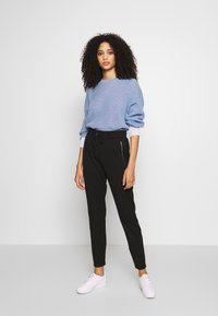 comma casual identity - Tracksuit bottoms - black - 1