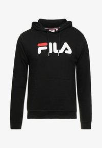 Fila - PURE HOODY - Felpa con cappuccio - black - 3