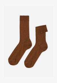 braun - burnt brown