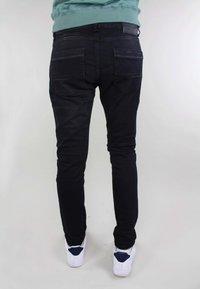 Gabbiano - Slim fit jeans - black denim - 1