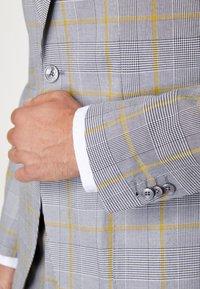 Baldessarini - Suit - grau/gelb - 5