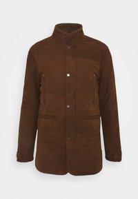 Serge Pariente - FIRENZA - Leather jacket - tobacco - 0