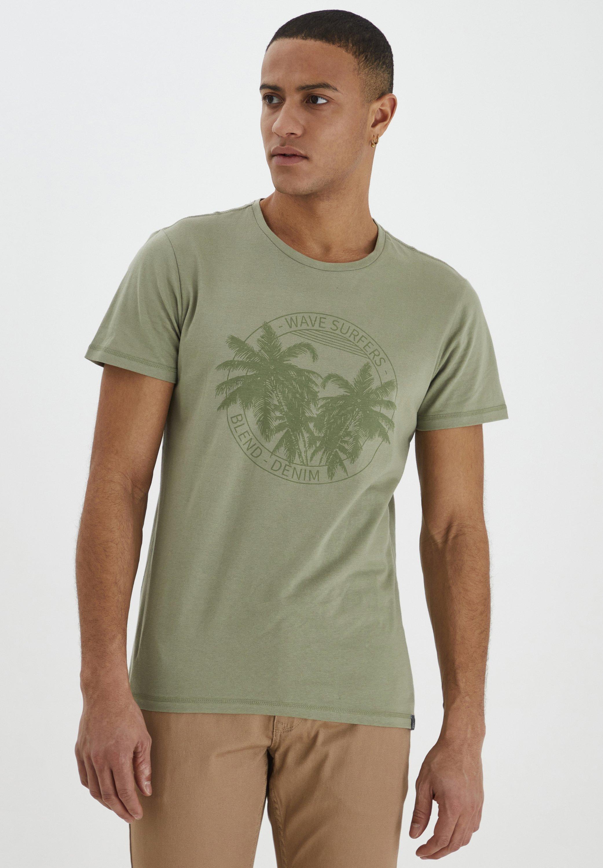 Uomo DAVIS - T-shirt con stampa