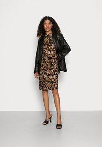 Emily van den Bergh - DRESS - Day dress - black - 1