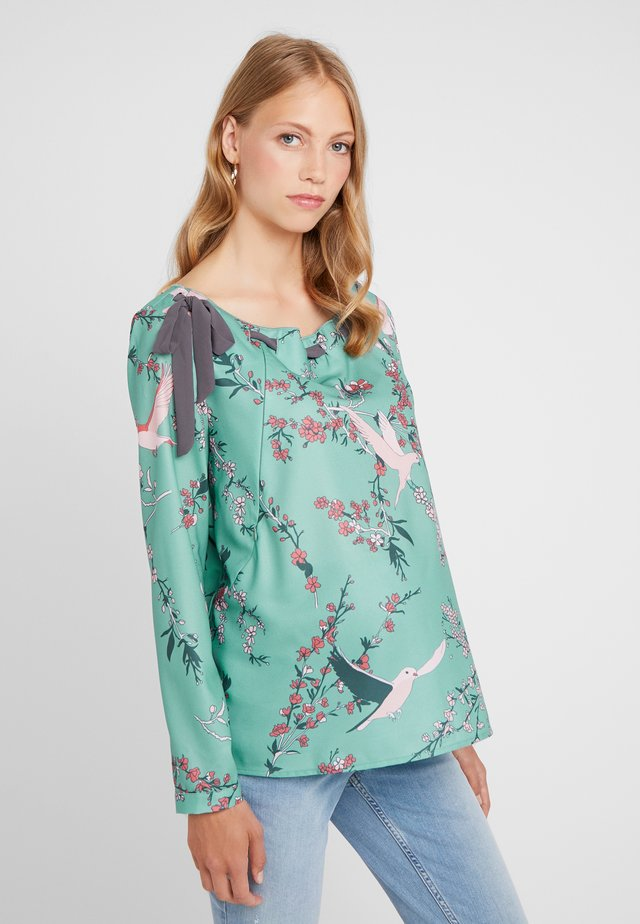 CORO - Blouse - green