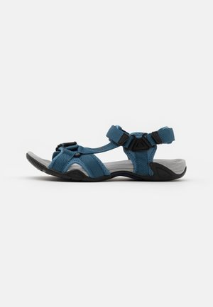 HAMAL HIKING  - Chodecké sandály - denim