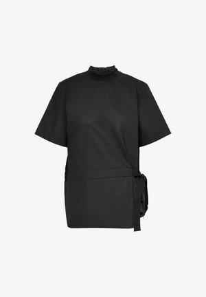 Blouse - dk black
