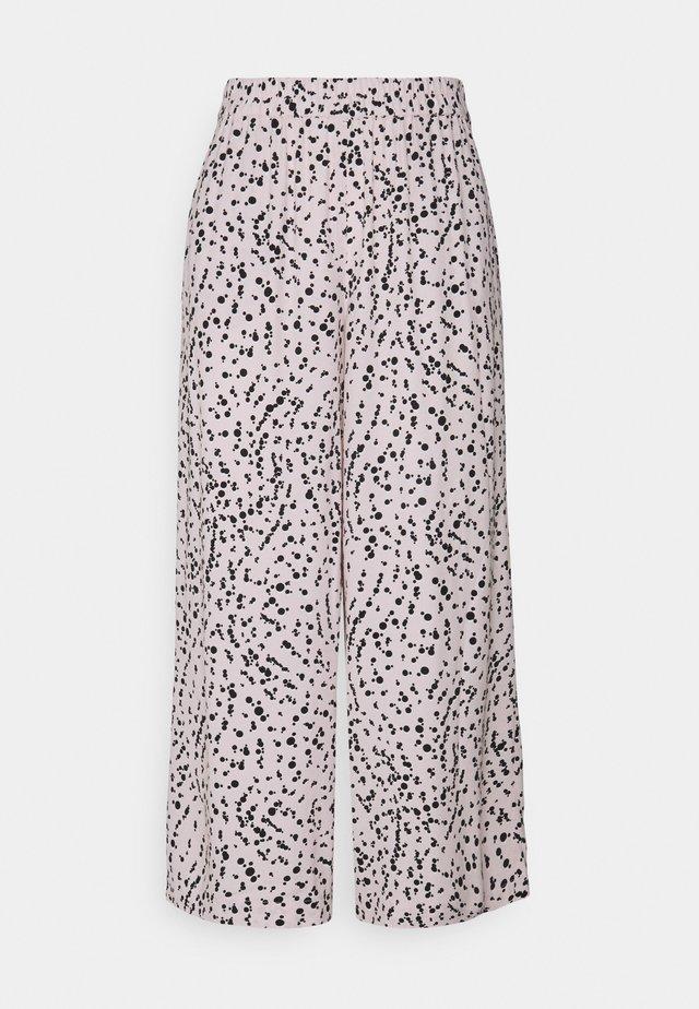 IHEMMET - Trousers - hushed violet