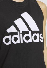 adidas Performance - TANK - Top - black - 6