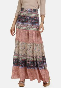 usha - Maxi skirt - multi-colour - 0