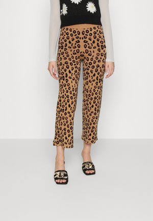 CAMILLA PANT - Trousers - brown