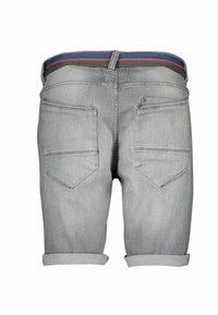 LERROS - Denim shorts - cement grey - 2
