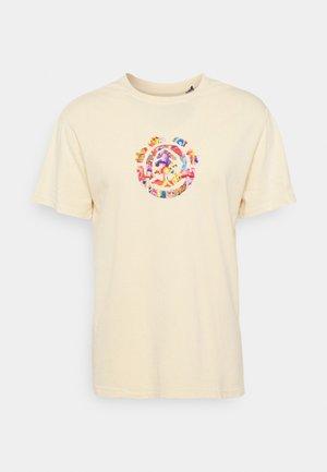SHROOMS TREE - T-shirt imprimé - frozen dew