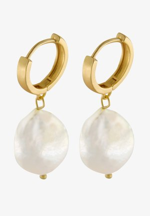 AUDREY - Earrings - gold plating